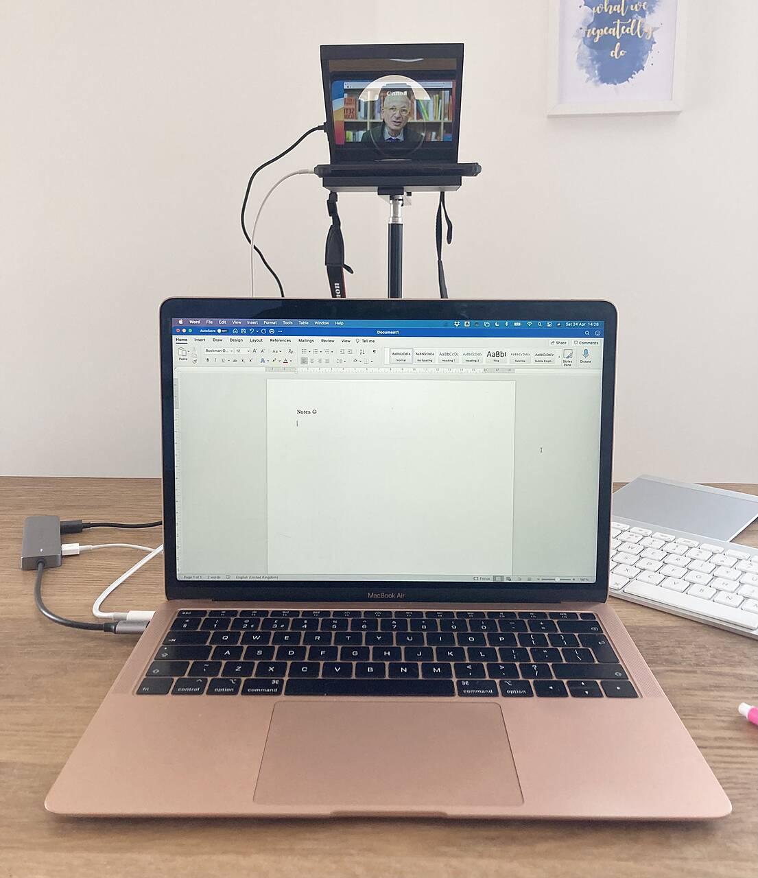 Zoom and interview setup.jpeg